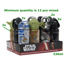 grossiste Jouets de plein air: Star Wars Bellen vessie 237ml 5 assortis 18cm in d