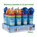 nagyker Kültéri játékok: Dory Bubbles találata 237ml 2 válogatott 18cm d