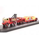 Truck Maßstab Modell 1:76 AEC Mammoth & Load
