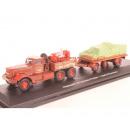grossiste Modeles et vehicules: Camion modèle à l'échelle 1:76 Diamond T &