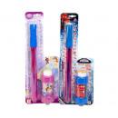 wholesale Outdoor Toys: Bubble Blower 175ml Spiderman + Princess assor