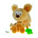 Großhandel Puppen & Plüsch:-Plüsch Eichhörnchen Spip Rassel mit 20cm