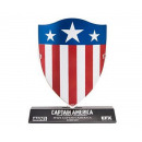 groothandel Consumer electronics: Marvel 1940's Captain America Shield 1:6 Scaled Re