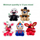 Five Nights at Freddy's 5 assorted 25cm