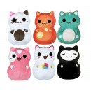 Klepto Kats Plush S3 6 mix W1 23cm
