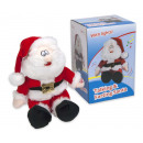 Santa Talking & Farting 25cm