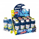 Smurfen Bubble Blow 12 pieces in Display 300ml