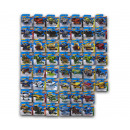 Hot Wheels The cast vehicles 1:64 big assortim