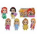 mayorista Juguetes: Disney Princess Plush 6 surtido 17cm en Display