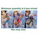 grossiste Jouets: DC Super Hero Girls Figurines assorties 15cm