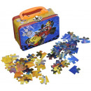 Disney Mickey Roadster Puzzle in metal case 10