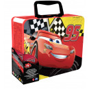 Disney Cars Puzzle in metal case 10x15cm