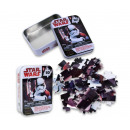Star Wars puzzle 50 pieces in tin
