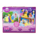 Disney Super 3D Set of 3 Puzzles 20x25cm