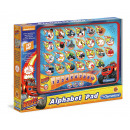 Blaze and the Monster Machines learn alphabet and