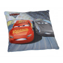 Disney Cars 3 Plush Pillow gray 35x35cm