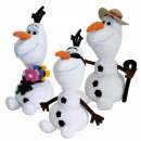 Disney frozen Plush Olaf Summer 3 assorted 25 cm