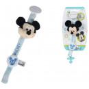 Mickey Mouse Plush Porte-sucette 20cm