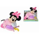 Großhandel Lizenzartikel: Minnie Mouse Plüsch mit Spieluhr 35cm