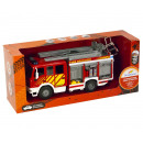 Fire truck with light and sound 20x45cm