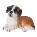 Bullyland Saint Bernhard puppy Bongo