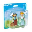 Playmobil Duo Pack Princess and Virgo