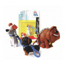 Secret Life or Pets Baglip 3d 6 a ssorti