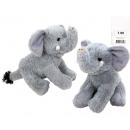 Plüsch Elefant 28 cm