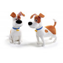 Geheime Leben der Haustiere 2 Plüsch Max 2 sortier