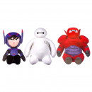 wholesale Licensed Products: DisneyBig Hero 6 Plush assorted 27 cm