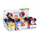 Disney Squeezster Bag Clip 6 assorted 9cm