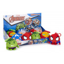 Disney Marvel Squeezster Bag Clip 5 assorted 9 cm