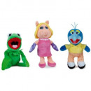 Muppets Plush 3 assorted 33cm
