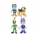Disney Roadster Racers peluche 4 assortiti 35 cm