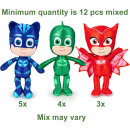 wholesale Licensed Products: PJ Mask Plush 3 assorted 35cm
