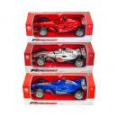 groothandel Overigen: Race auto 1:12 Friction met licht en geluid 3 asso