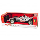 RC Race car 1:12 Silver 13x45cm