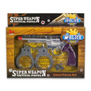 Cowboy Play set Super Weapon 17x26cm