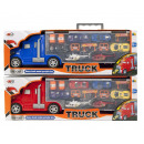 wholesale Kids Vehicles: Die-Cast Truck + 4 cars + 2 helicopters