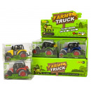 wholesale Other: Die-Cast Tractor Pull back in Display 5x7cm