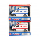 Police car and Ambulance Friction with light and g