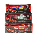 Race car Pull Back with light and sound 3 assorted