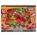 Race car Build / Re-Build 24 parts with light and