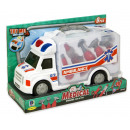 wholesale Other: Ambulance with light and sound + doctor set 23x34c
