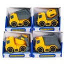wholesale Other: Truck Construction Friction 4 assorted 10x12cm