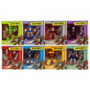 wholesale Other: Verrander Robot Super Robots 8 assorted 16x19cm