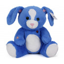 Plush Rabbit Blue 30cm