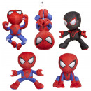 Spiderman Plush S3 Gift 5 assorted 30 cm