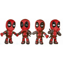 Deadpool Plush S3 Gift 4 assorted 23cm