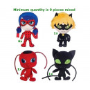 Miraculous plush Gift 4 assorted 24cm